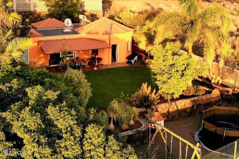Vakantiehuis Spanje, La Palma, Tazacorte Vakantiehuis Casa Soluna