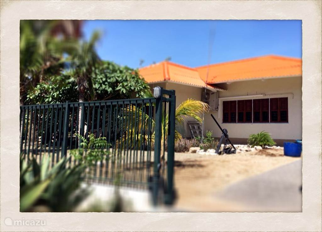 Vakantiehuis Curaçao, Curacao-Midden, Julianadorp - villa Tropenwoning Curacao
