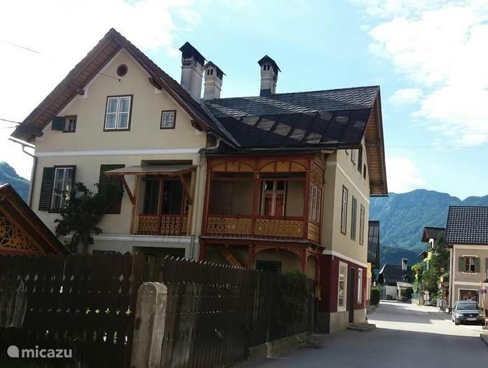 Appartement op de beg grond van deze 300jaar oude Villa