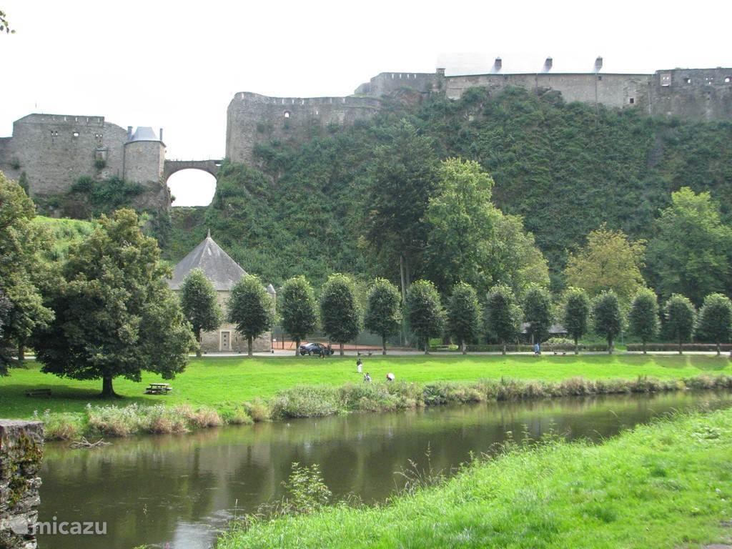 kasteel Godfried van Bouillon