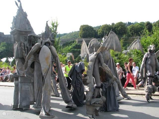 Fête médiévale de Bouillon