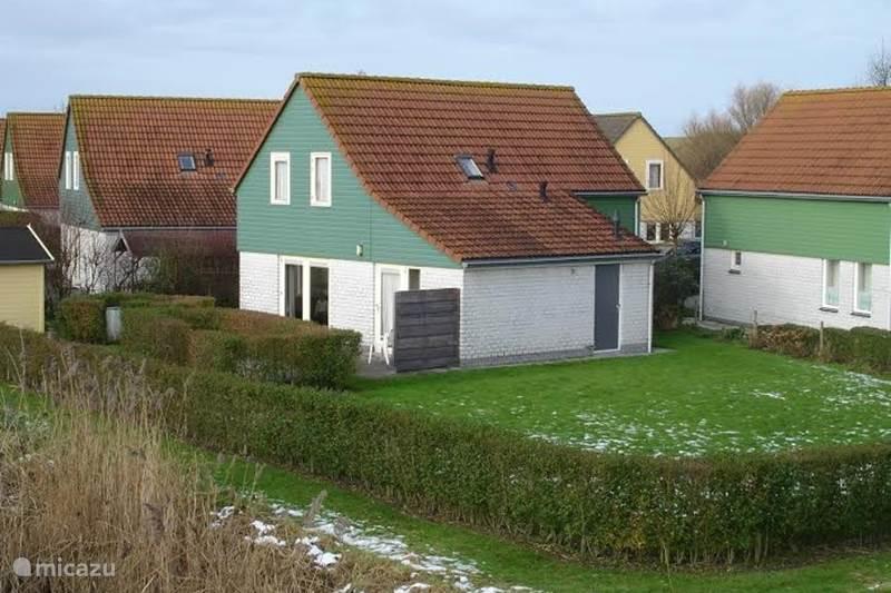 Vakantiehuis Nederland, Zeeland, Wemeldinge Vakantiehuis De Schelp