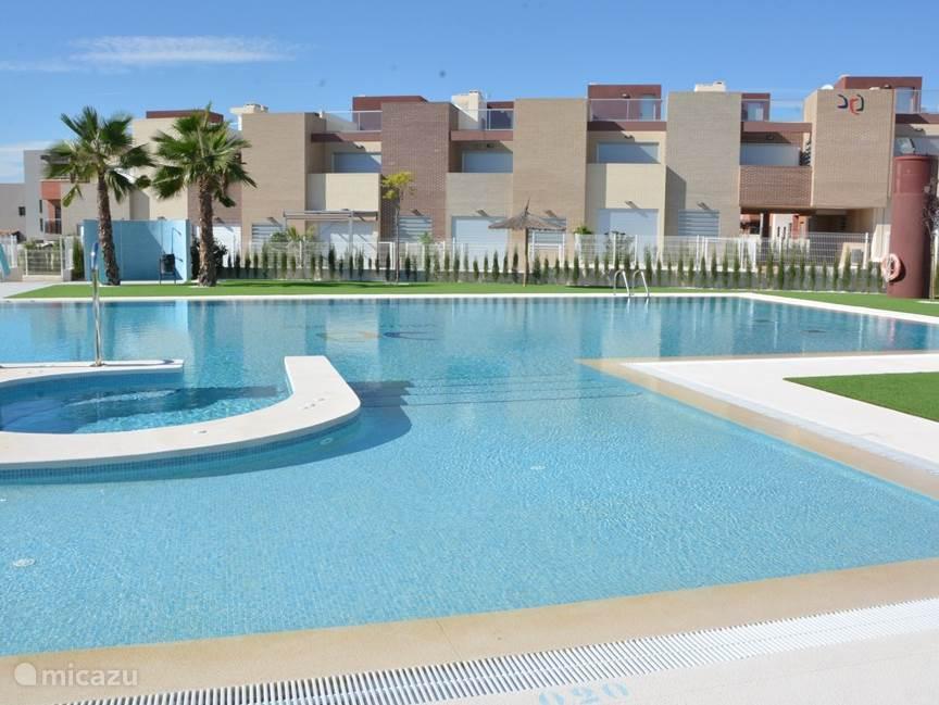 Vakantiehuis Spanje, Costa Blanca – appartement Luxe Appartement, Torrevieja, Varudi