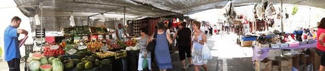 Marktjes aan de Costa del Sol