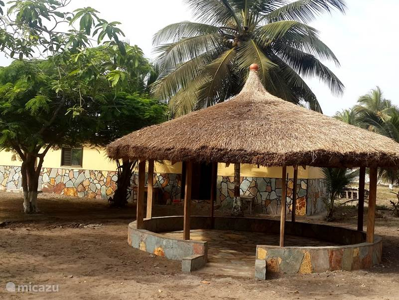 Vakantiehuis Ghana, Central, Ampenyi Vakantiehuis Ayikoo Beach House