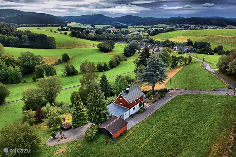 Vacation rental Germany, Sauerland, Bad Laasphe Holiday house Holiday home Ligtenholz