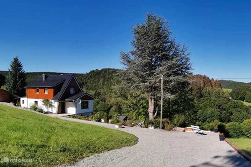 Ferienwohnung Deutschland, Sauerland, Bad Laasphe Ferienhaus Ferienhaus Ligtenholz