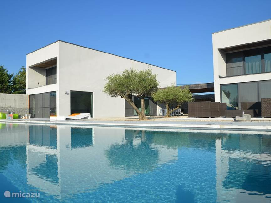 Vacation rental France, Ardèche, Beaulieu villa Super modern house in Ardèche
