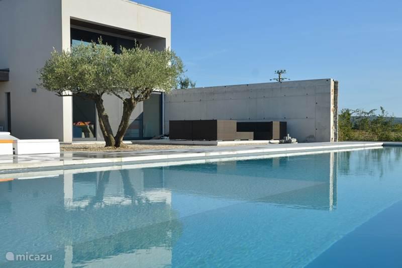 Vakantiehuis Frankrijk, Ardèche, Beaulieu Villa Super modern huis in Ardèche