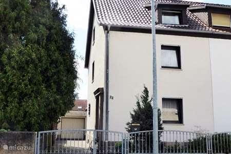 Vakantiehuis Duitsland, Rijnland-Palts, Grünstadt stadswoning Huize Wolk