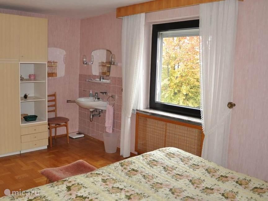 slaapkamer eerste verdieping achterzijde
