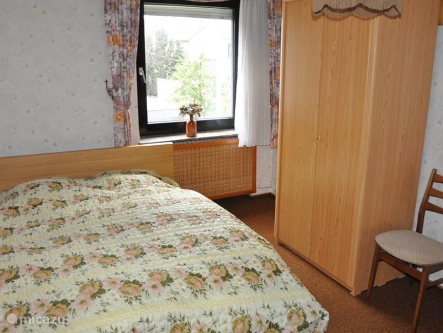 slaapkamer eerste verdieping voorzijde