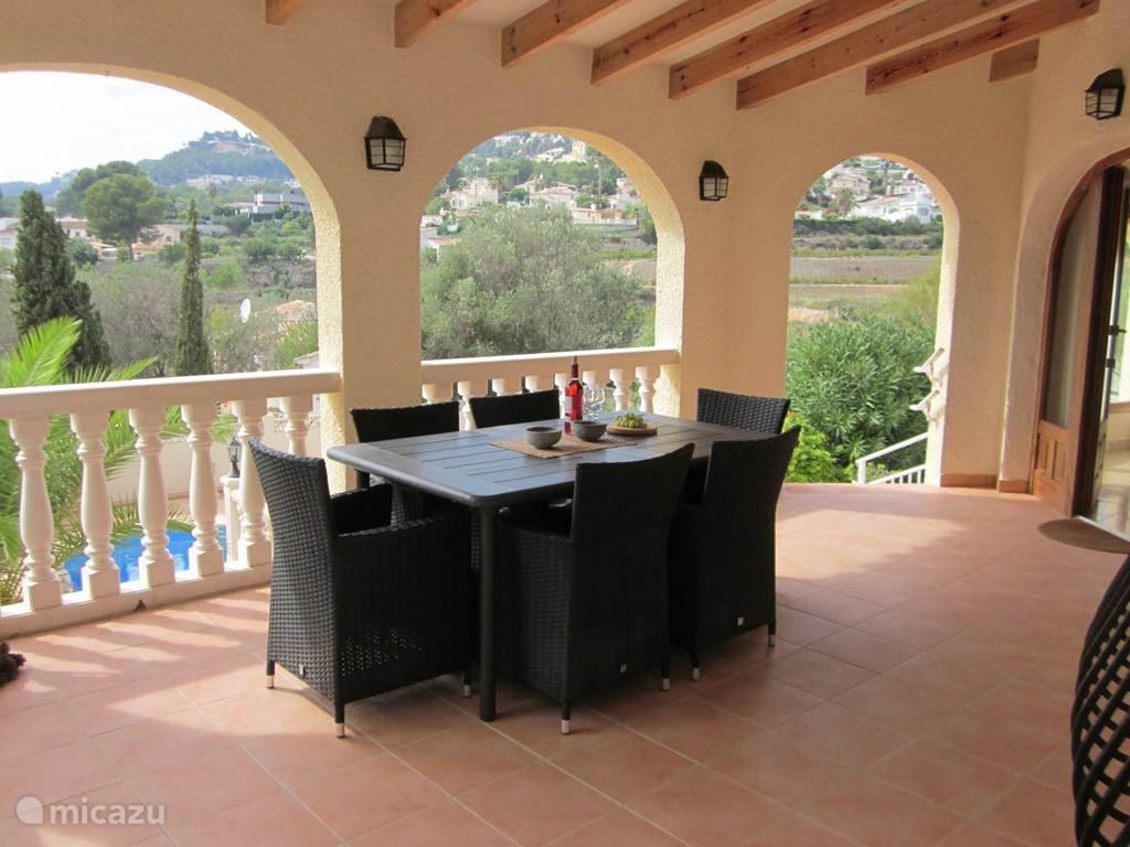 Vakantiehuis Spanje, Costa Blanca, Moraira Villa Villa Las Palmeras