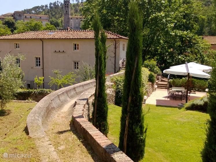 Vakantiehuis Italië, Toscane, Lucca Boerderij Il Mulino