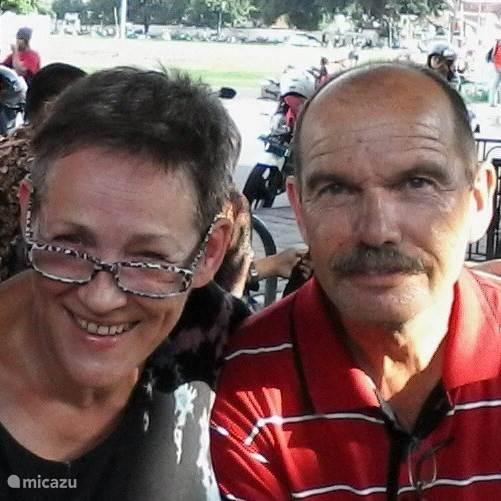 Martien & Liesbet Optendrees