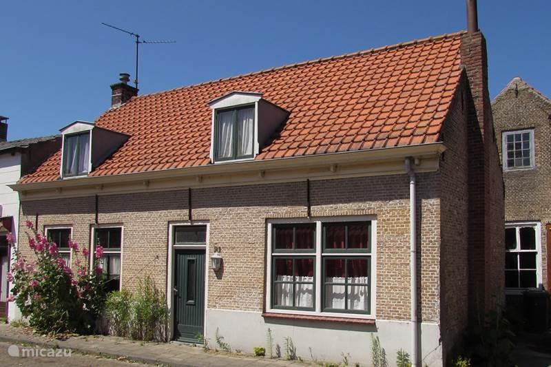 Vakantiehuis Nederland, Zeeland, Groede Vakantiehuis Huisgroede