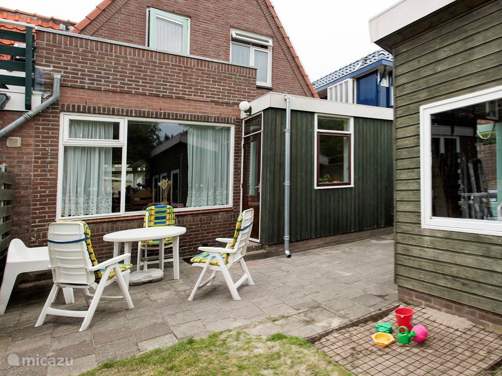 Vakantiehuis Nederland, Noord-Holland, Egmond aan Zee - vakantiehuis  Egmond-vakantiehuis 1