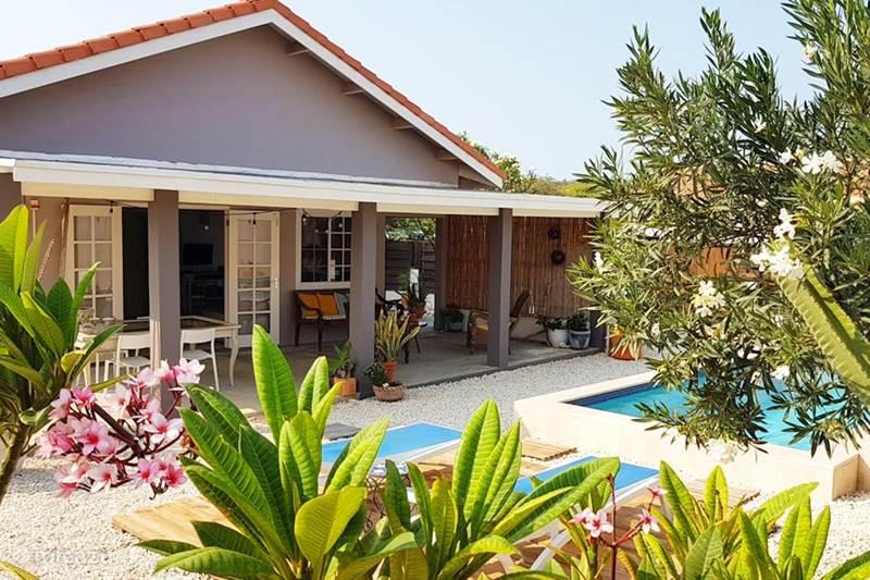 Vacation rental Aruba, Oranjestad, San Barbola Holiday house Cas Barbola