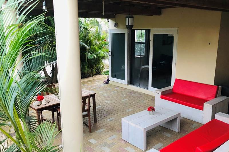 Ferienwohnung Curaçao, Banda Ariba (Ost), Cas Grandi Appartement Appartement auf dem Wind