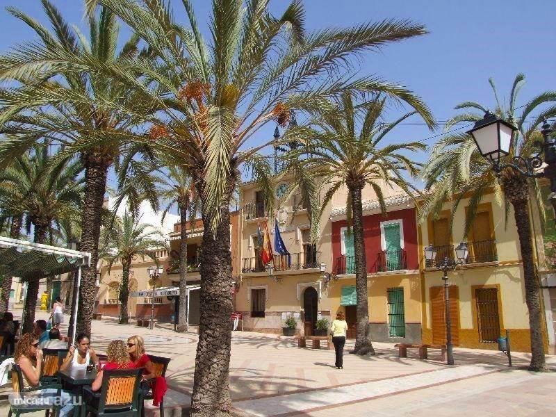 Het hart van Hondón de las Nieves