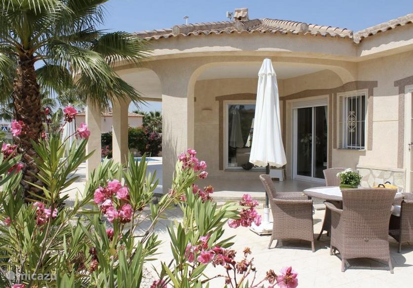 Vakantiehuis Spanje, Costa Blanca, Hondón de las Nieves Villa La Delicia