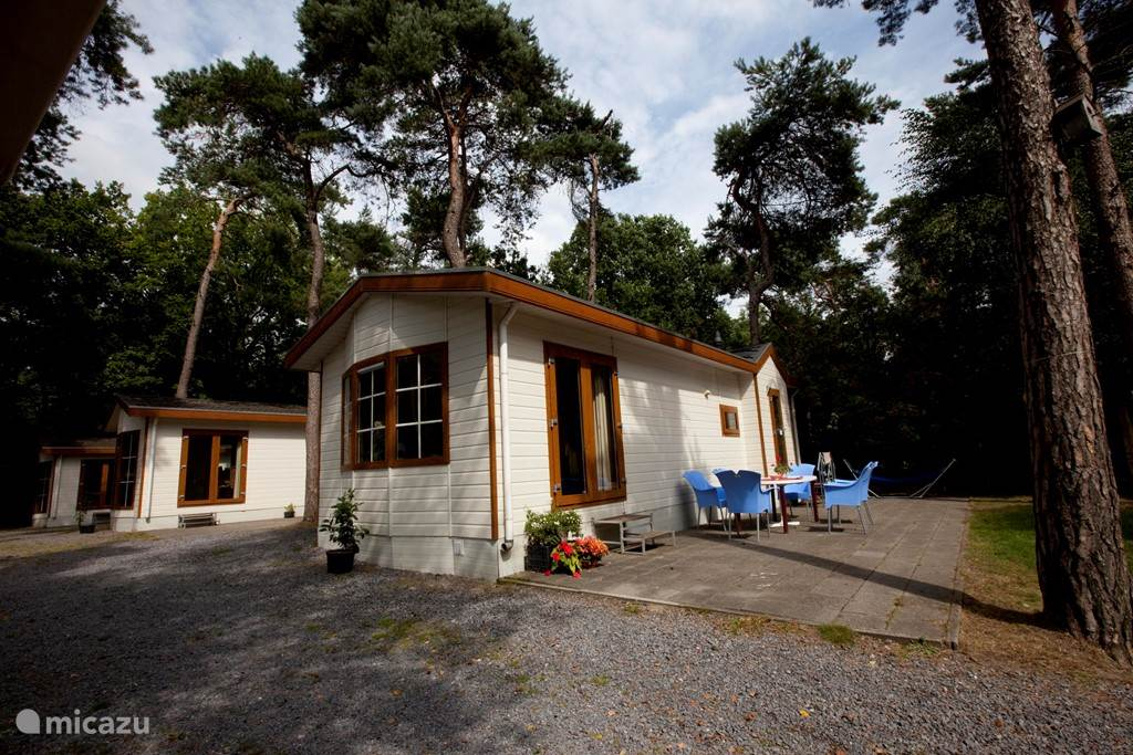 Holiday parks, Netherlands, North-Brabant, Oisterwijk, chalet Porch-Chalet