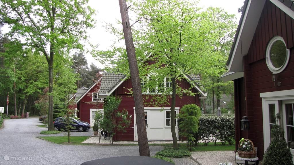 Onze 4 Finse Boshuizen.