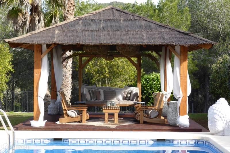 Vakantiehuis Spanje, Costa Blanca, Javea Villa Casa El Paraiso (AC)
