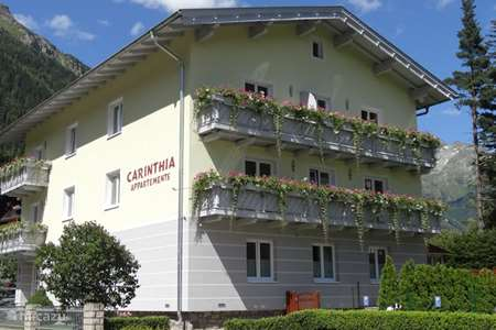 Vacation rental Austria – apartment Carinthia Appartements