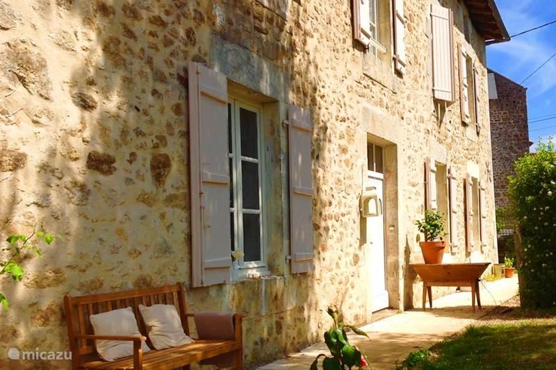 Vakantiehuis Frankrijk, Charente, Mazières Vakantiehuis Domaine Charente - Gîte Cardabelle