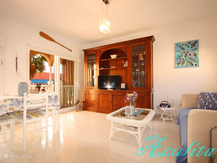 Duiken / snorkelen, Spanje, Costa Blanca, Albir, appartement appartement Azulita