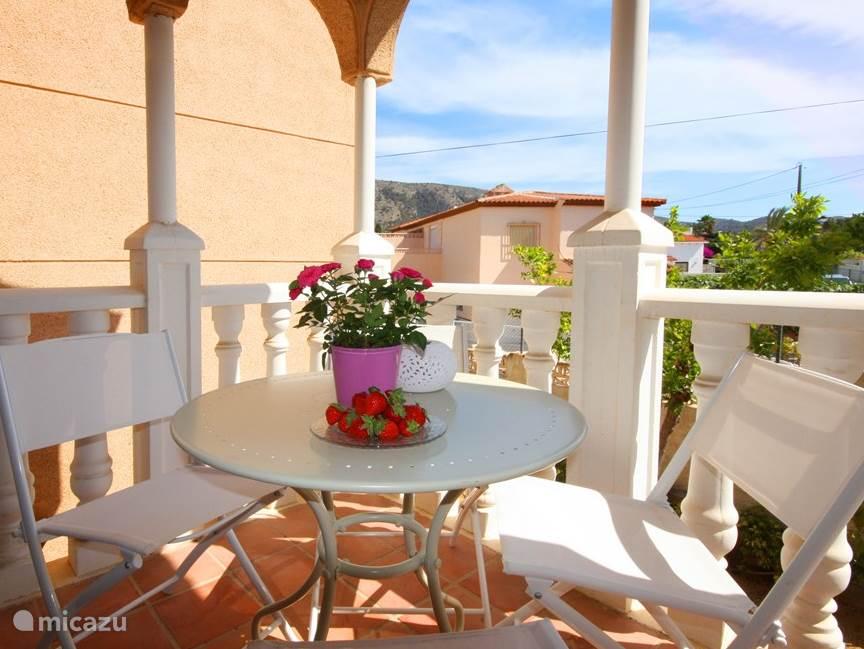 Vakantiehuis Spanje, Costa Blanca, Albir Appartement appartement Azulita