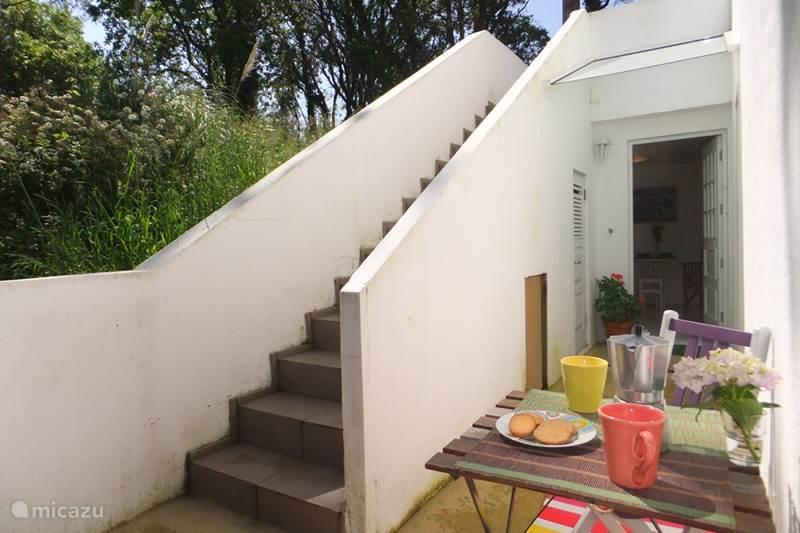 Vakantiehuis Portugal, Costa Verde, Arcozelo Studio T1 Miramar 10km Zuid Porto met metro