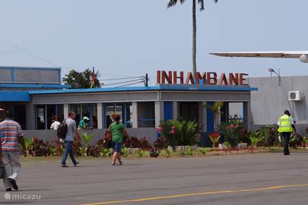 Transfer vliegveld / khumbula iMozambiqe