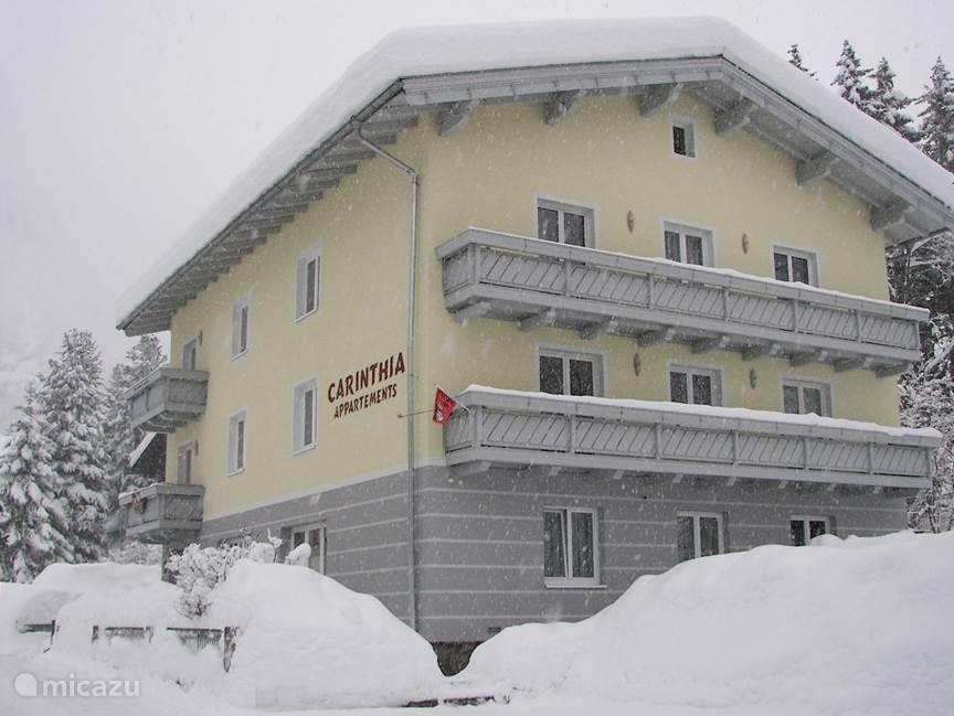 Vacation rental Austria, Carinthia, Mallnitz apartment Carinthia Appartements