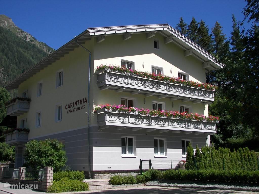 Vakantiehuis Oostenrijk, Karinthië, Mallnitz - appartement  Carinthia Appartements