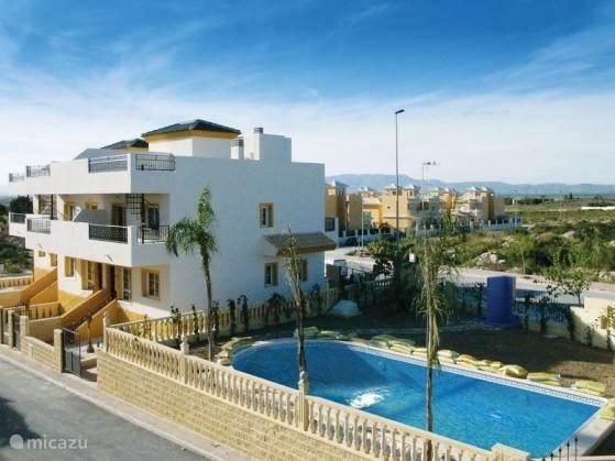 Vakantiehuis Spanje, Costa Blanca, La Marina appartement Casa Monica