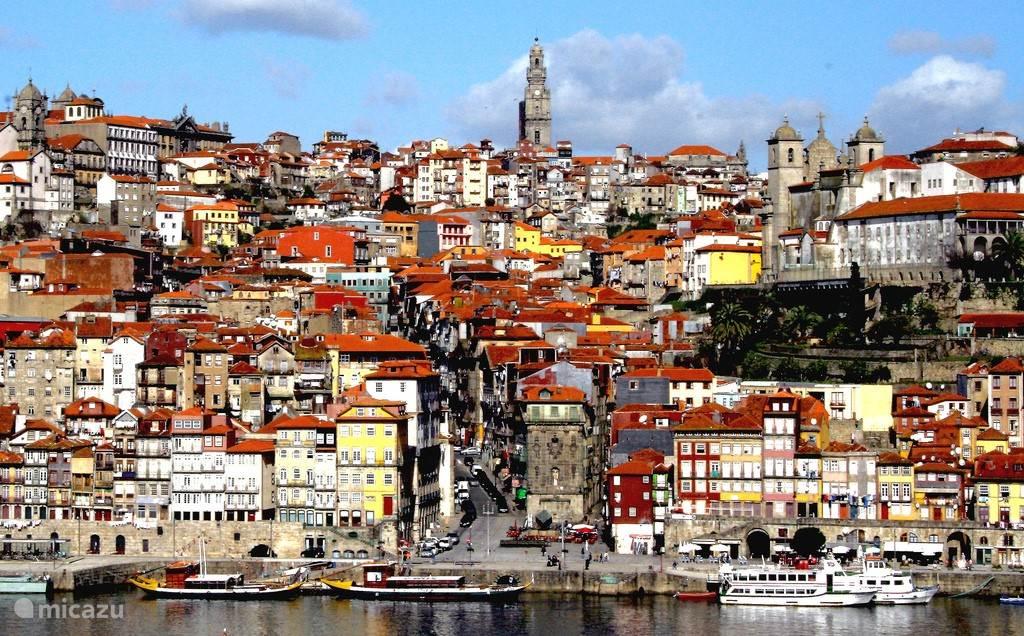 Porto is Unesco wereld erfgoed