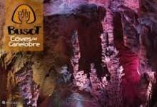 Cuevas del Canelobre, grotten van Busot