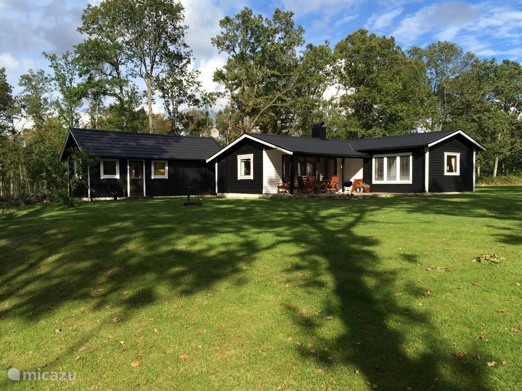 Vakantiehuis Zweden, Skåne, Perstorp - vakantiehuis 'Lurebygget' Stuga