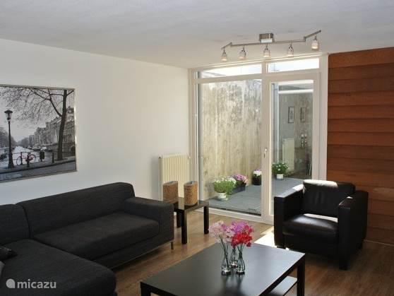 Vakantiehuis Nederland, Noord-Holland, Amsterdam - appartement House Simon