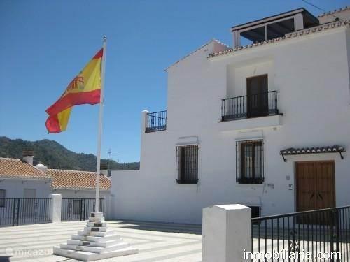 Vakantiehuis Spanje, Andalusië, Frigiliana Appartement Plaza de Constitución