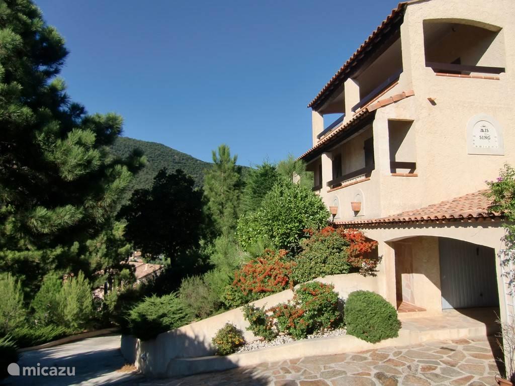 Vacation rental France, French Riviera, Rayol-Canadel-sur-Mer villa Villa Belle Louve