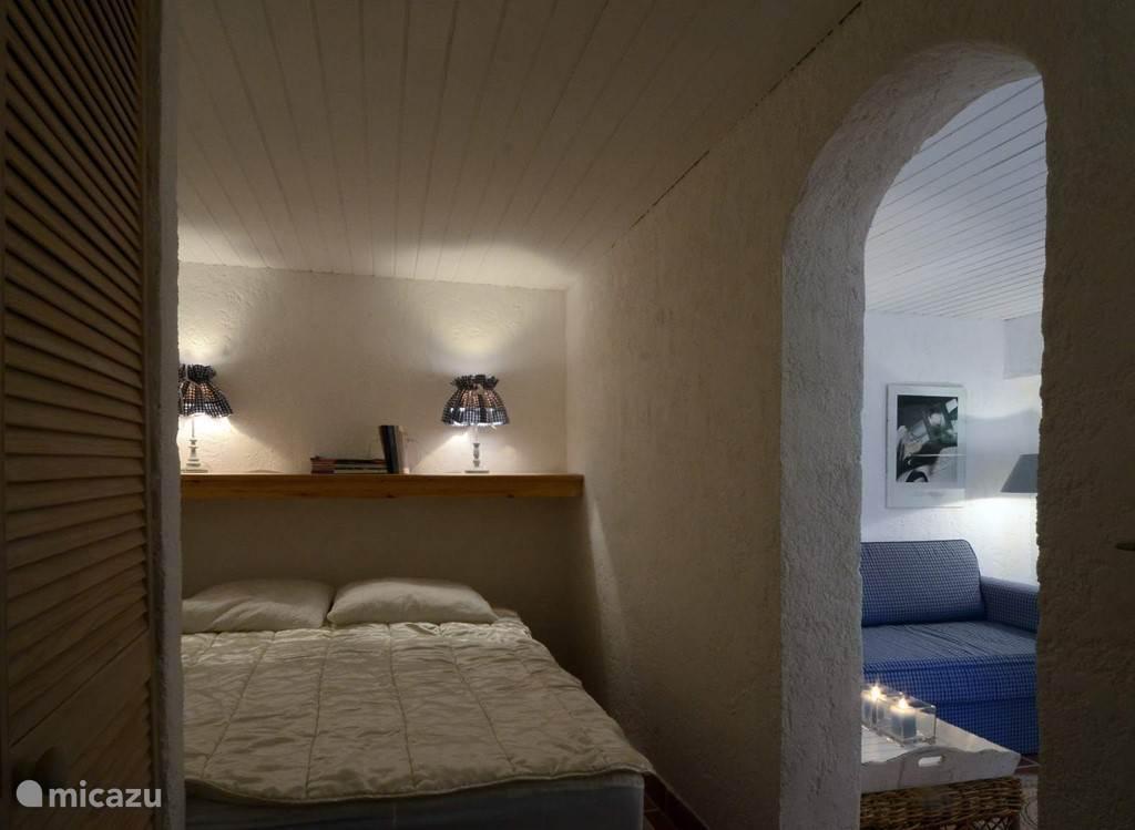 slaapkamer gastenverblijf