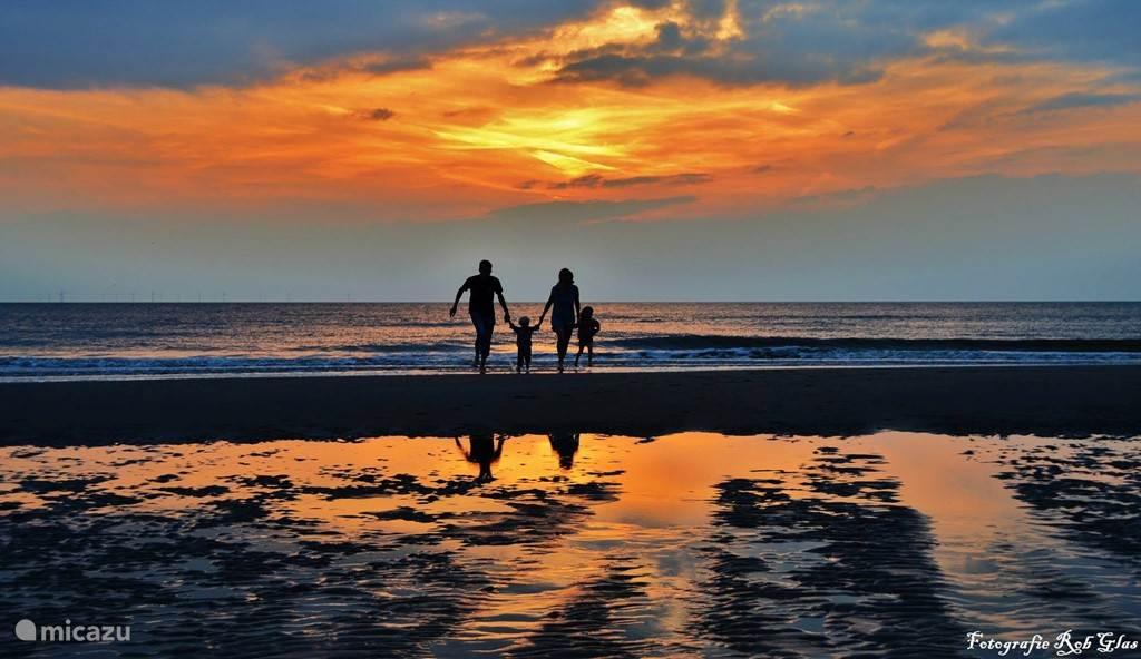 Lekker uitwaaien aan het strand