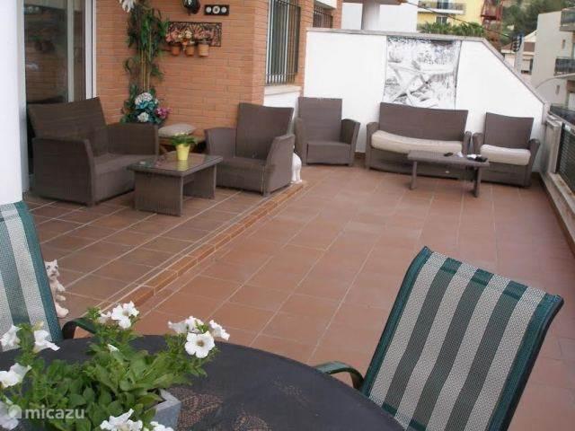 Vakantiehuis Spanje, Costa Brava – appartement Strandappartement