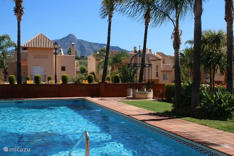 Vacation rental Spain, Costa del Sol, Marbella Holiday house Casa Condes de Iza