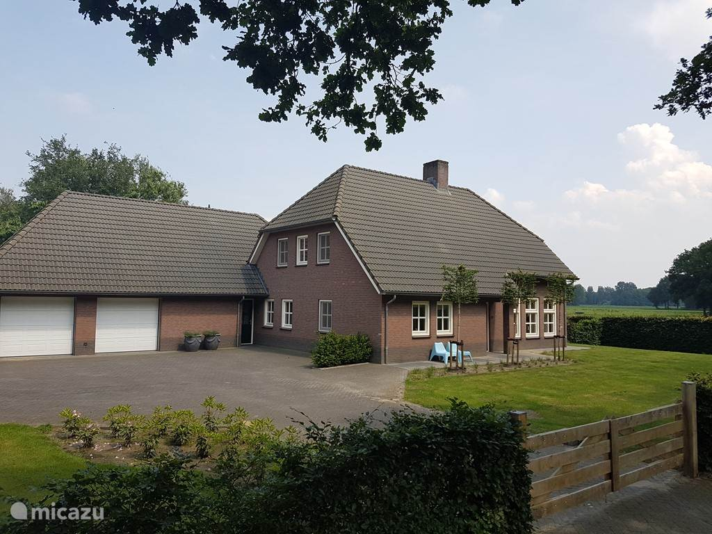Vakantiehuis Nederland, Noord-Brabant, Leende - vakantiehuis Dorpswoning Het Uitzicht