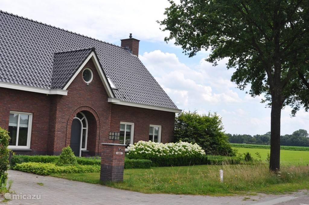 Vakantiehuis Nederland, Noord-Brabant, Leende - vakantiehuis Dorpswoning de Zevende Hemel