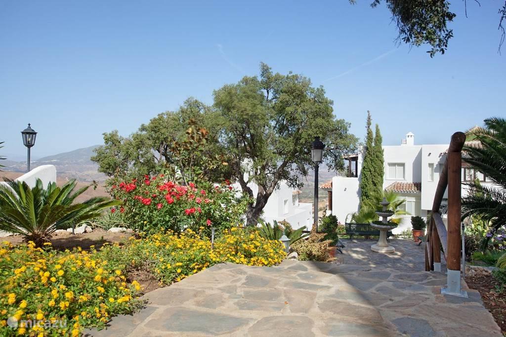Gemeenschappelijk tuin